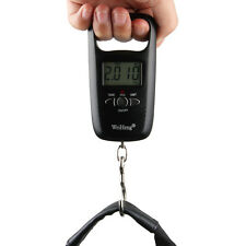 50kg/10g Portable LCD Electronic Hanging Fish Luggage Digital Hook Weight Scale