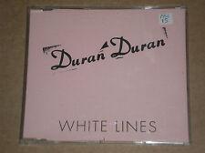 DURAN DURAN - WHITE LINES - RARO CD SINGOLO PROMO COME NUOVO (MINT)