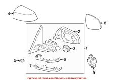 For BMW Genuine Door Mirror Glass Front Right 51167354634