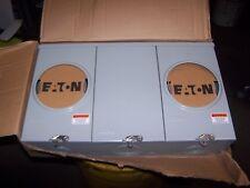 New Eaton 200 Amp Outdoor Meter Socket 2 Gang 600 Vac 1 Ø 4 Jaw Ueht2R2303Uch