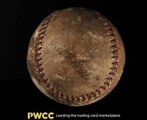 Babe Ruth Signed Autographed Baseball AUTO, JSA Auth, LOA