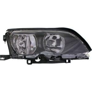 New Passenger Side New Passenger Side DOT/SAE Headlight For BMW 325i 2002-2005