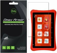 [3-Pack] Dmax Armor HD Clear Screen Protector For Nabi Barbie Tablet 7""