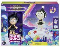 Hanazuki Full of Treasures Moodlight Garden Doll Playset Glows Lights Up Hasbro