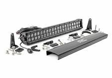 S&D  20-INCH CREE LED LIGHT BAR - (DUAL ROW | BLACK SERIES)
