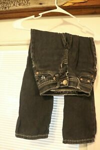 Girls Jeans Justice Size 7slim Preowned