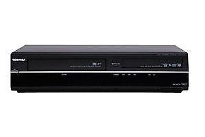 Toshiba RD-XV59DT DVD VHS VCR HDD 250GB Recorder Player 24 Months RTB Warranty