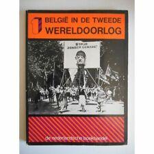 België in de Tweede Wereldoorlog 1 / En néerlandais / Réf50336
