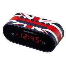 Majestic Rs-136 Clock Digital Multicolour Radio - Radios (clock Digita Jl8t