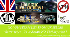 Galactic Civilizations I + II Ultimate Clé Steam aucun VPN region free Vendeur Britannique