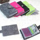 Womens Pouch ID Credit Card Wallet Cash Holder Organizer Storage Case Box Pocket