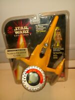 Star Wars Episode 1 Electronic Naboo Fighter Handheld Game BRAND NEW