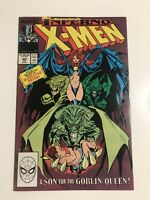 Uncanny X-Men #241 Marvel Comics Vintage Mr. Sinister High Grade