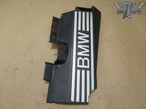 07-10 BMW E70 X5 4.8 ENGINE RIGHT 1-4 CYLINDER HEAD IGNITION PANEL COVER OEM