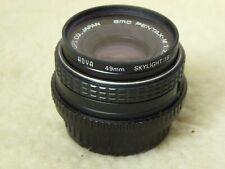 【NEAR MINT】SMC Pentax-M 28mm f/2.8 MF Wide Angle Lens K Mount + FILTER + CAPS