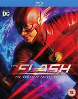 The Flash Season 4 [Bluray] [2018] [DVD]