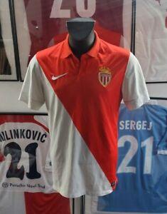 Nike AS Monaco Football Shirts (French Clubs) for sale | eBay