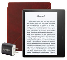 Amazon Kindle Oasis (9th Generation) 8GB, Wi-Fi, 7in - Graphite with Amazon