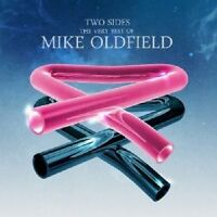 MIKE OLDFIELD - TWO SIDES: THE VERY BEST OF MIKE OLDFIELD 2 CD NEU