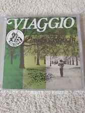 Claudio Rocchi Viaggio Rare CD Italian Progressive 1970 NEW SEALED