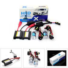 HID Kit Xenon Light Conversion ERROR-FREE H7 6000K 8000K Metal Ballast Headlight