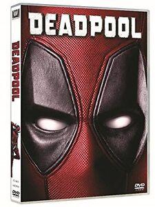 DEADPOOL DVD NUEVO ( SIN ABRIR )
