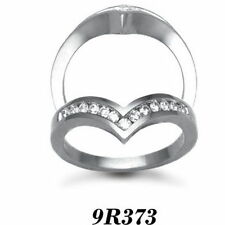 White I1 Round Fine Diamond Rings