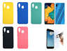 """Cover Custodia Rigida in Silicone Ultra Morbida Per Samsung Galaxy A40 (4G) 5.9"""""""