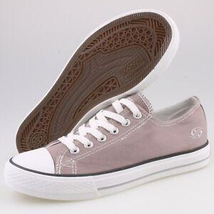 0418-Dockers Damen Sneaker Halbschuhe Gr 37 Grau Lavendel