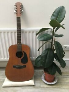 Harmony H6830 - 12 String Acoustic Vintage Guitar