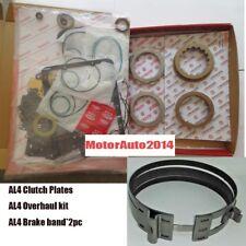 AL4 DPO Transmission Rebuild Kit 2 Brake Band For 407 408 806 807 3008 5008 PARS