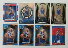 2017-18 Prizm, Donruss, Essentials, Hoops Markelle Fultz Rookie Lot of