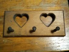 key holder with hearts