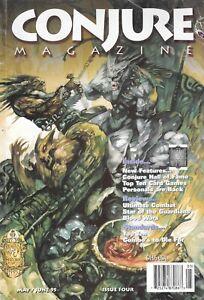 Conjure Magazine #004 May / Jun 1995