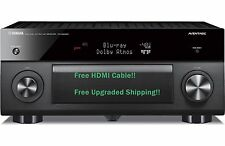 New Yamaha AVENTAGE RX-A2060 9.2-channel home theater receiver Wi-Fi AirPlay