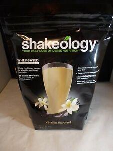 Shakeology Vanilla Drink, 30 Day Supply 2.45 lbs sealed  BRAND NEW bag  Vanilla