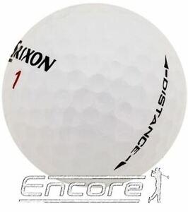 40 Srixon Distance Golf Balls Mixed Model Golf Balls PEARL Grade Golf Balls