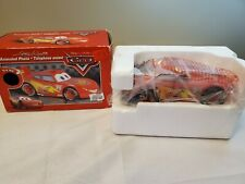 """Cars Phone - """"Lightning McQueen""""  two piece talking animated phone New MINT MIB"""