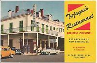 Tujague's French Restaurant New Orleans LA Postcard