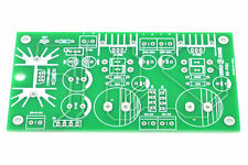 Dual High Voltage Regulator Power Supply + DC Filament PSU PCB fr GG Tube Preamp