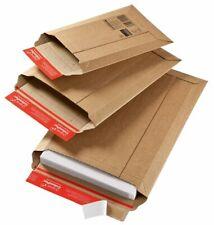 10 Enveloppe carton rigide Pochette expédition ColomPac 150x250mm Brochure Livre