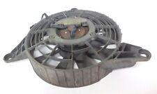 1999 Kia Sportage EX OEM a/c air conditioner condenser fan motor shroud assembly