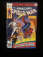 The Amazing Spider-Man #184 (Sep 1978, Marvel)Key Issue 1st App White Dragon.