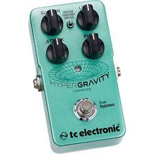 Effektpedal TC Electronic HyperGravity Compressor E-Gitarreneffekt