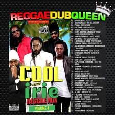Silver Bullet Sound - Cool & Irie 4 Reggae Mixtape. Reggae Mix CD. June 2018
