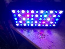 "16"" Sb Reef Led Reef Aquarium Light 168 watts"
