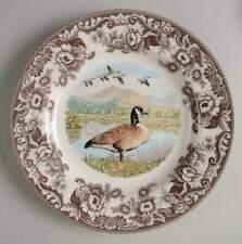 Spode WOODLAND Canada Goose Dinner Plate 10546766