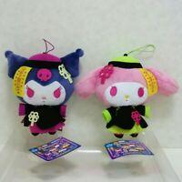 kuromi Sanrio Character Award 2020 ichibankuji My melody 13cm Plush Doll NEW