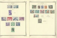Cyprus Stamp Collection 1880-1969 on 24 Scott Specialty Pages, JFZ