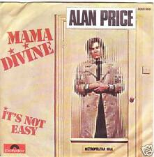 """7"" - ALAN PRICE - Mama Divine - sehr RAR !!!"
